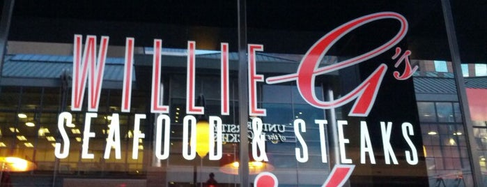 Willie G's Seafood & Steakhouse is one of USA.