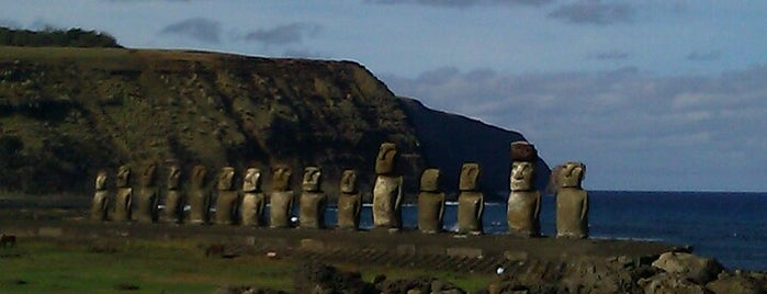 Isla de Pascua | Rapa Nui is one of In the Future.