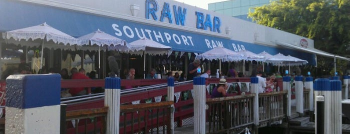 Southport Raw Bar is one of Miami.