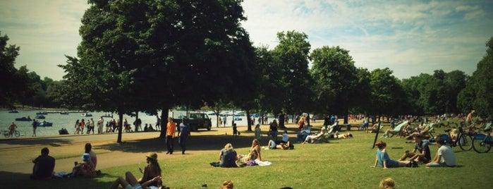 하이드 파크 is one of Londra.