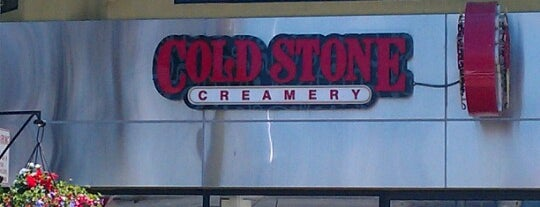Cold Stone Creamery is one of Hiroshi ♛ : понравившиеся места.