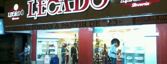 Lecadô is one of Mariana'nın Beğendiği Mekanlar.