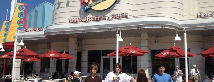 Johnny Rockets is one of 416 Tips on 4sqDay 2012.