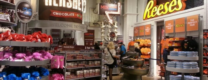 Hershey's Chocolate World is one of Places to go when in New York.