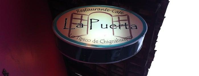 "Restaurante ""La Puerta"" is one of Jorgeさんのお気に入りスポット."