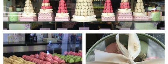 Ladurée is one of Places to go when in New York.