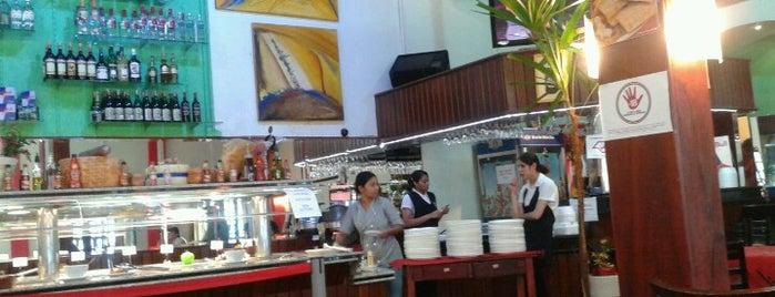 Benfica Restaurante is one of Lugares favoritos de Nathália.