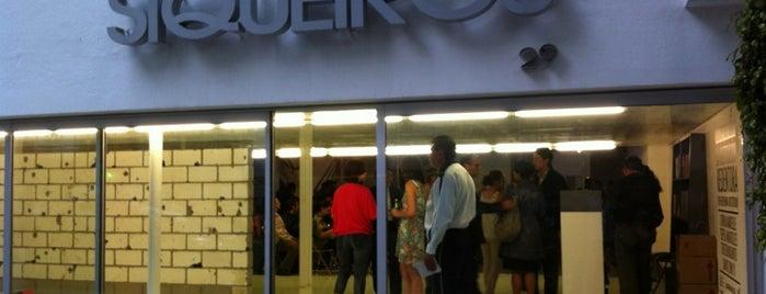 Museo Sala de Arte Público David Alfaro Siqueiros is one of Museos Ciudad de México.