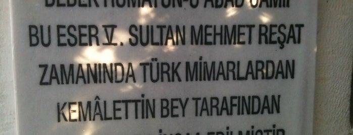Bebek Hümayun-u Âbâd Camii is one of Posti che sono piaciuti a Mujdat.
