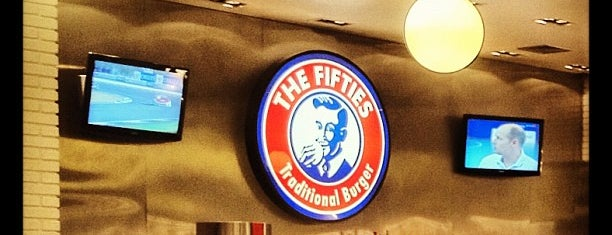 The Fifties is one of SP Burger Fest - Novembro/13.