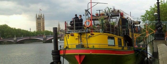 Tamesis Dock is one of London.