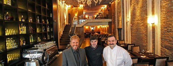 Brasserie Pushkin is one of NYC/MHTN: International.