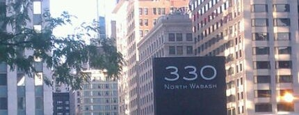 330 North Wabash is one of Traveling Chicago.