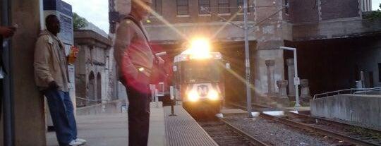 MetroLink - Delmar Loop Station is one of St Louis.