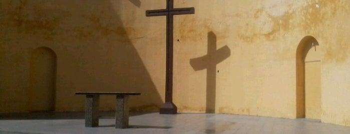 Santuário de São Francisco de Assis is one of Locais salvos de Arquidiocese de Fortaleza.
