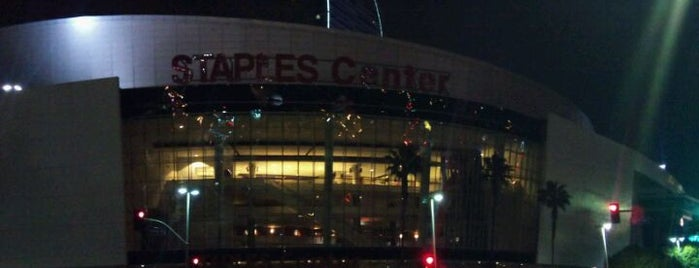 STAPLES Center is one of I  2 TRAVEL!! The PACIFIC COAST✈.