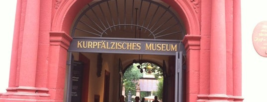 Kurpfälzisches Museum is one of Heidelberg!.