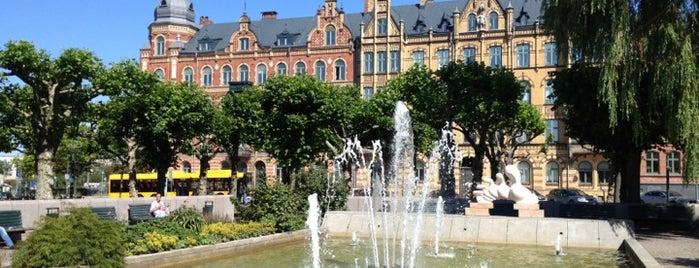 Lund och Malmö