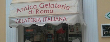 Antica Gelateria di Roma is one of Visited.