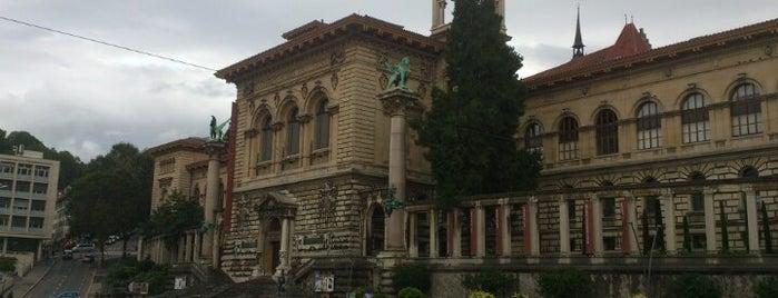 Palais de Rumine is one of Follow the Orient Express — Şark Ekspresi.