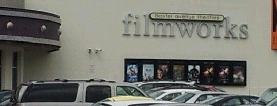 Baxter Avenue Filmworks is one of Tempat yang Disukai Jacob.