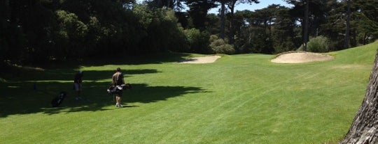 Golden Gate Park Golf Course is one of Golf Courses To Play.