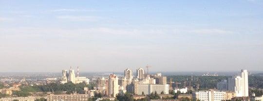 """ЖК """"Панорама на печерске"""" is one of Locais curtidos por Vitaliy."""