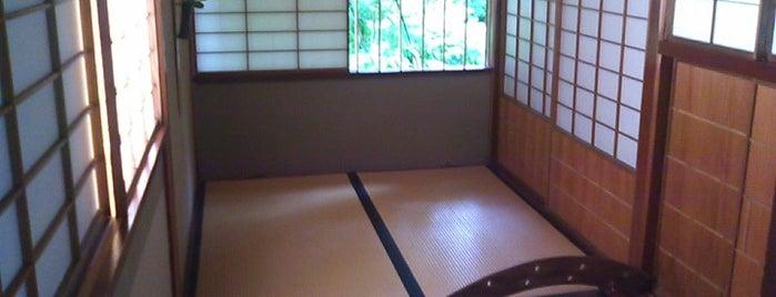 寺島蔵人邸 is one of 金沢市文化施設共通観覧券で入れる.