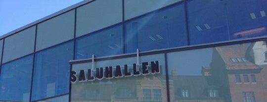 Saluhallen i Lund is one of Best of Lund.