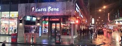 Caffé Bene is one of NY Espresso.