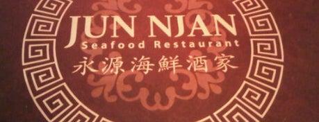 Jun Njan Restaurant is one of The Life Aquatic.