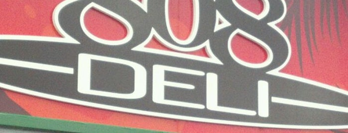 808 Deli is one of Maui places to check out.
