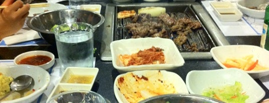 O Dae San Korean BBQ is one of Los Angeles.