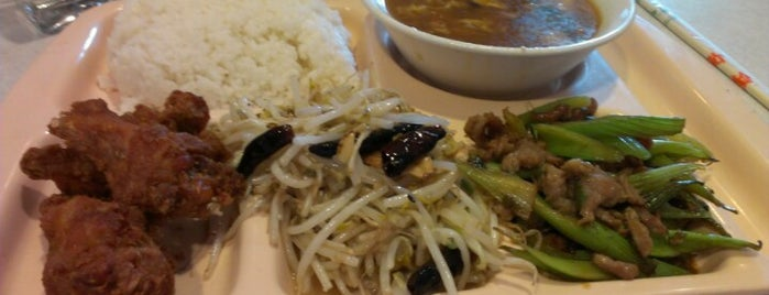 Chinese Cafe is one of houston nothing2.