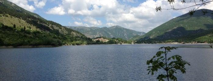 Lago di Scanno is one of True Nature: lakes in Abruzzo.