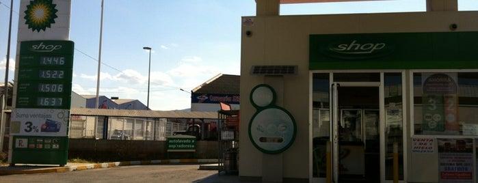 BP is one of Tempat yang Disukai Villena.