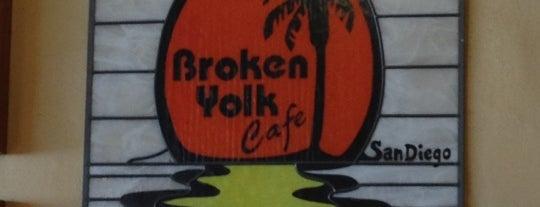Broken Yolk Cafe is one of Joe's List -  Breakfast Spots.