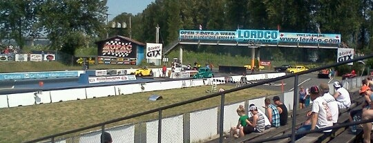 Mission Raceway is one of Bucket List for Gearheads.