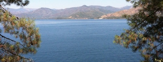 Whiskeytown National Recreation Area is one of National Recreation Areas.