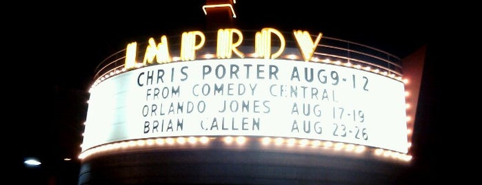 Chicago Improv is one of Comedy & Theater in Chicagoland.