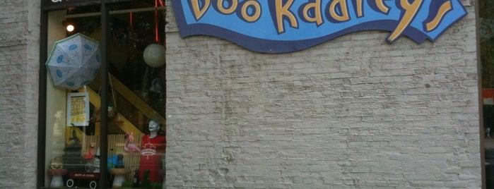 Boo Radley's is one of Joey D's 50 Favorite Spokane Spots.