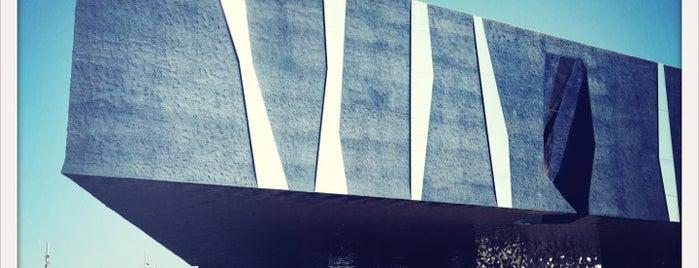 Museu Blau is one of Barcelona.