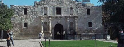 The Alamo is one of StorefrontSticker #4sqCities: San Antonio.