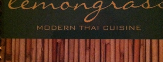 Lemongrass Thai Restaurant is one of Md eats, etc..