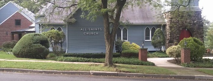 All Saints Episcopal Church is one of Anglican Churches/Cathedrals I've Visited.