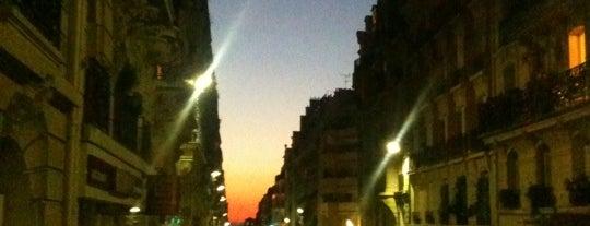 Rue Lamarck is one of Paris.