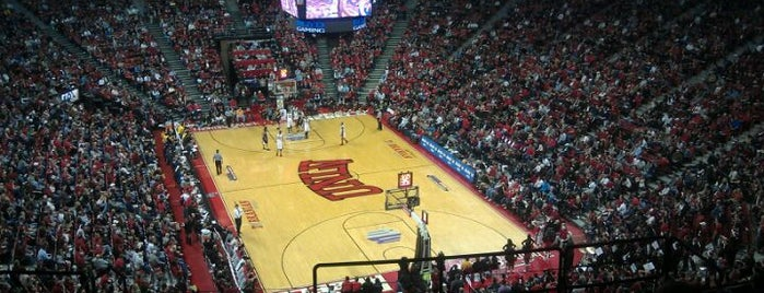 Thomas & Mack Center is one of Great Sport Locations Across United States.