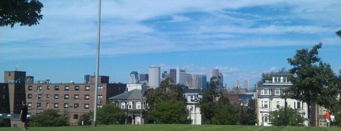 Thomas Park is one of Boston.