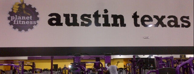 Planet Fitness is one of Entertainment.