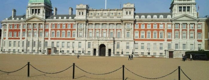 Horse Guards Parade is one of UK.